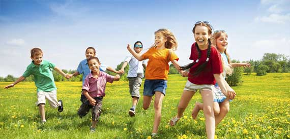 Grupuri de dezvoltare personală pentru copii și adolescenți
